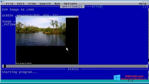 Scaricare QBasic per Windows 8 1 (32/64 bit) in Italiano